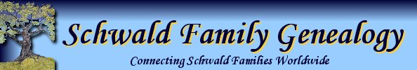 Schwald Family Genealogy